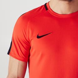 Camiseta de fútbol adulto Academy rojo