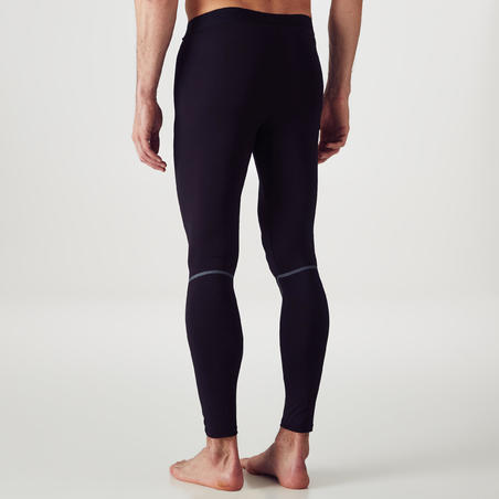 Keepdry 100  Tights Black-Adult
