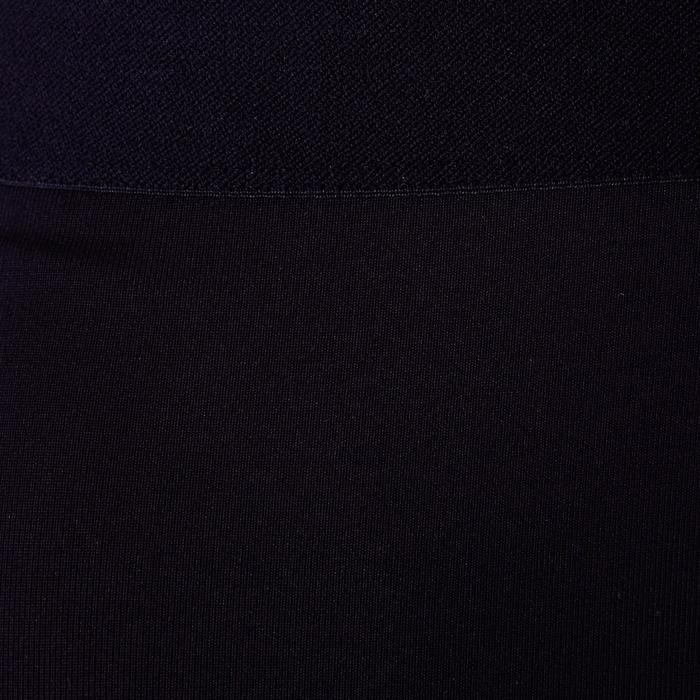 成人款緊身褲Keepdry 100-黑色