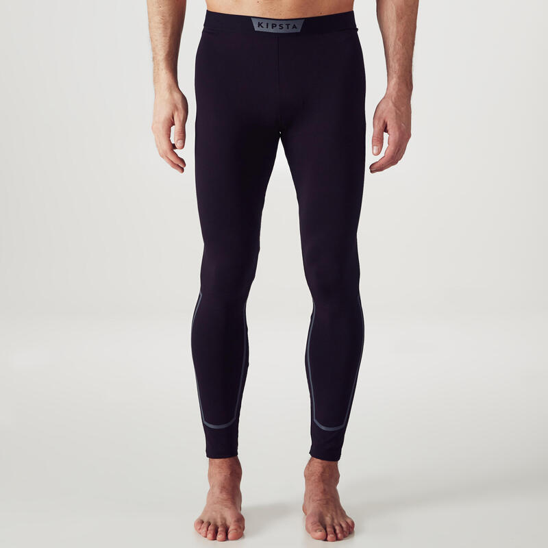 Pantalon De Licra Adulto Keepdry 100 Negro