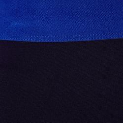 Mallas largas de fútbol adulto Keepdry 100 azul oscuro