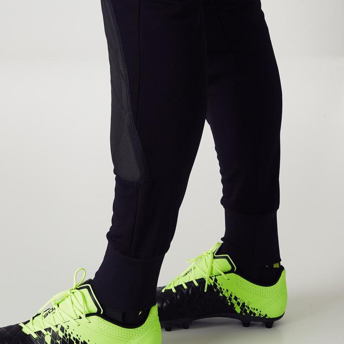 Pantalon de gardien de but F100 noir - 1355415