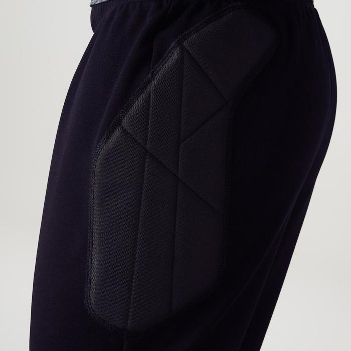 Pantalon de gardien de but F100 noir - 1355421