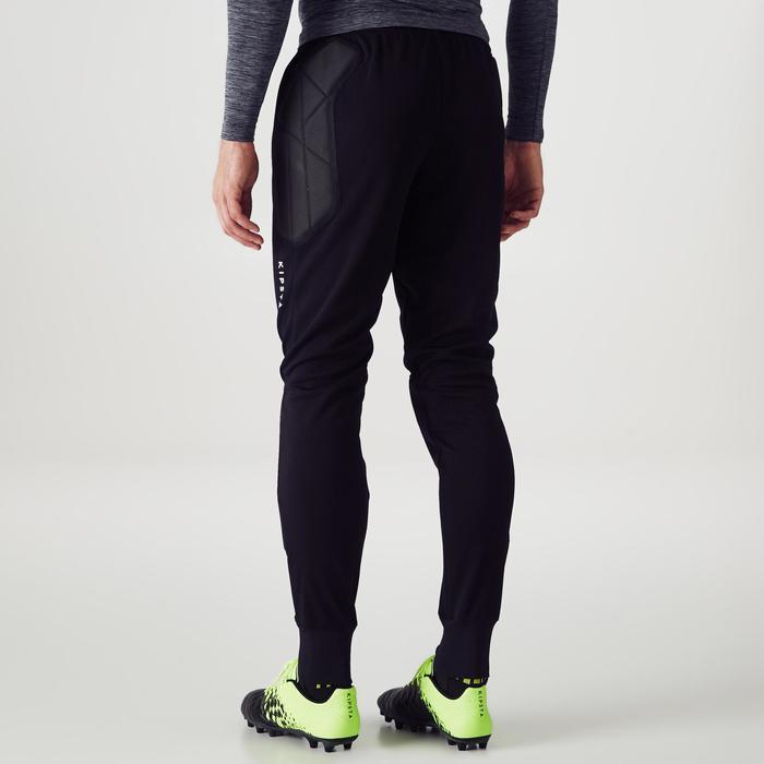 Pantalon de gardien de but F100 noir - 1355422