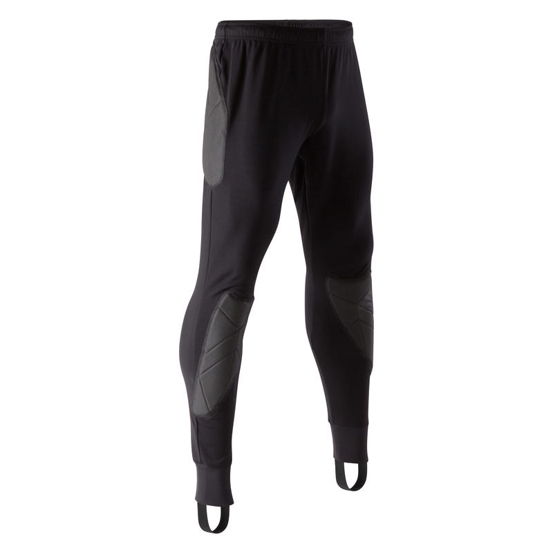 Pantalón de arquero adulto F100 negro