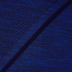 Sous-vêtement adulte Keepdry 500 bleu chiné foncé