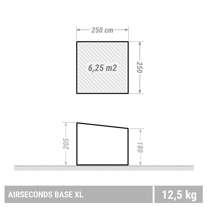 Séjour de camping Air Seconds base XL | 6 personnes - 1355477
