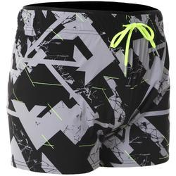 150 C M Men's Swim Shorts - All Dry Grey