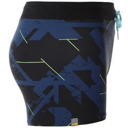 男款四角泳褲100 PEP - 深藍色