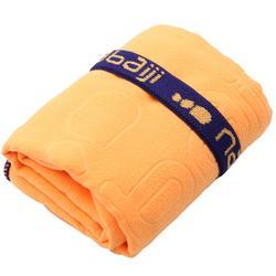 超精巧微纖維毛巾 S號 42 x 55公分-亮橙色
