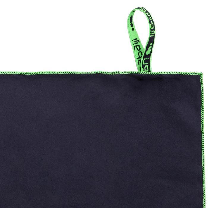 Microfibre towel ultra-compact size M 65 x 90 cm Dark Blue