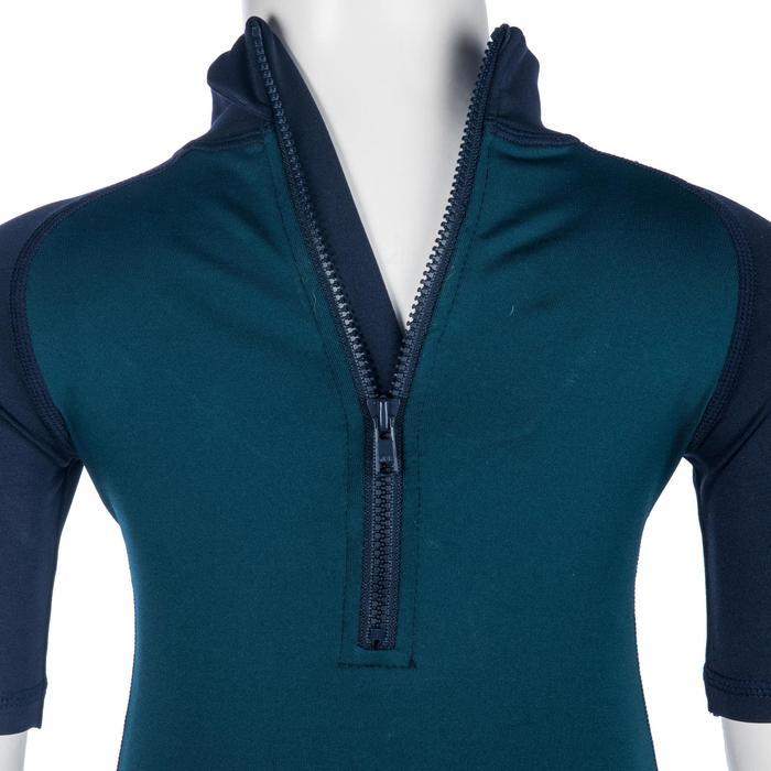 tee shirt anti UV shorty surf manches courtes bébé - 1355637