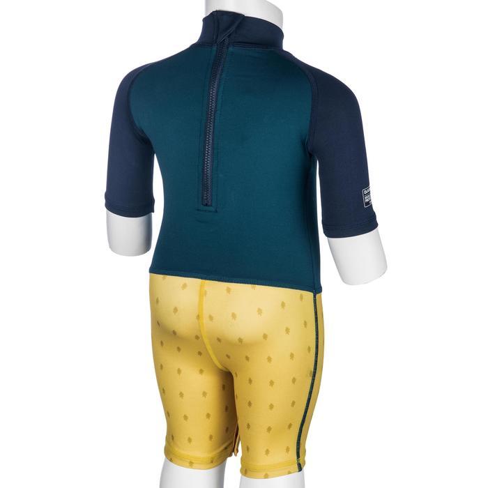 tee shirt anti UV shorty surf manches courtes bébé - 1355639