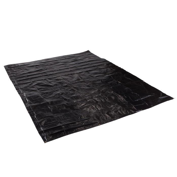 Waterdicht grondzeil voor tent en shelter | 3 x 4 m