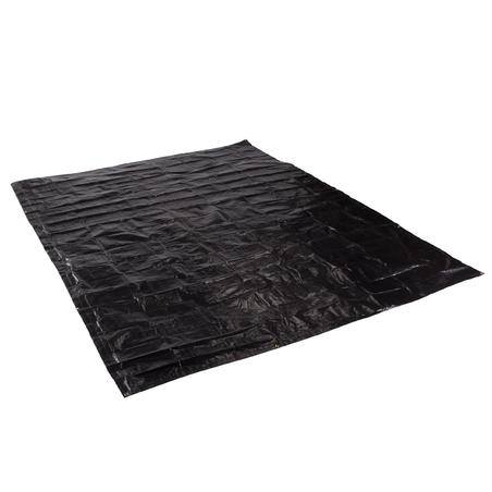 WATERPROOF GROUNDSHEET FOR TENTS AND CAMPING TRIPS – 3 X 4 METRES
