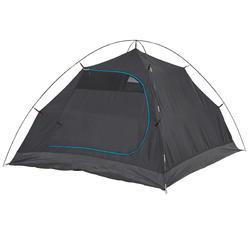 Schlafkabine für das Zelt Arpenaz 3 Fresh & Black
