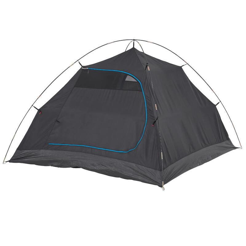 Slaapcompartiment voor Quechua-tent Arpenaz 2 Fresh & Black