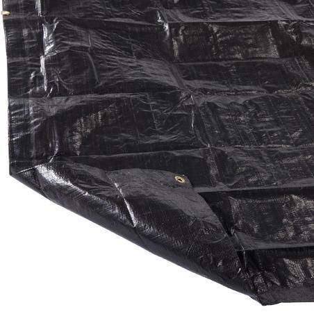 Waterproof Groundsheet for Hiking and Camping 3 x 4 m