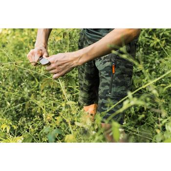 森林迷彩百慕達狩獵短褲500-偽裝綠