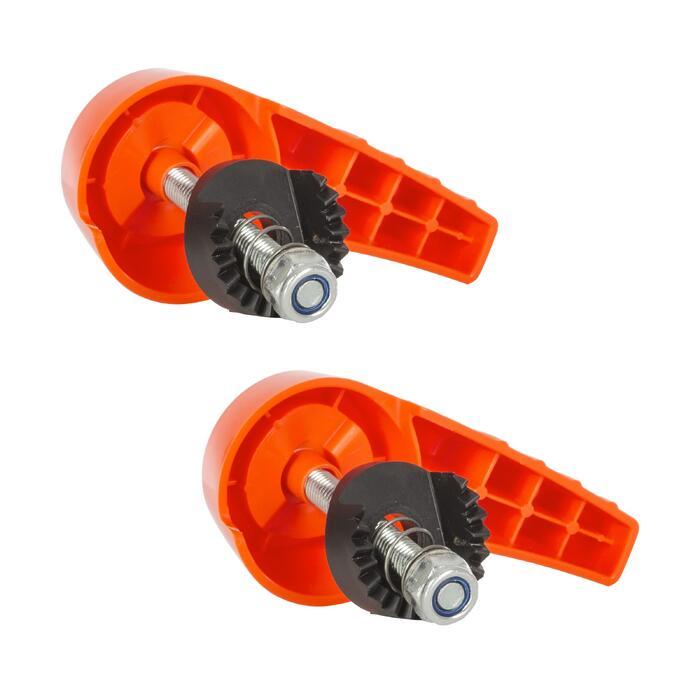 Remmen voor tafeltennistafels FT 830/PPT 530 O,FT 860/ PPT 900 O,FT 750 Outdoor.