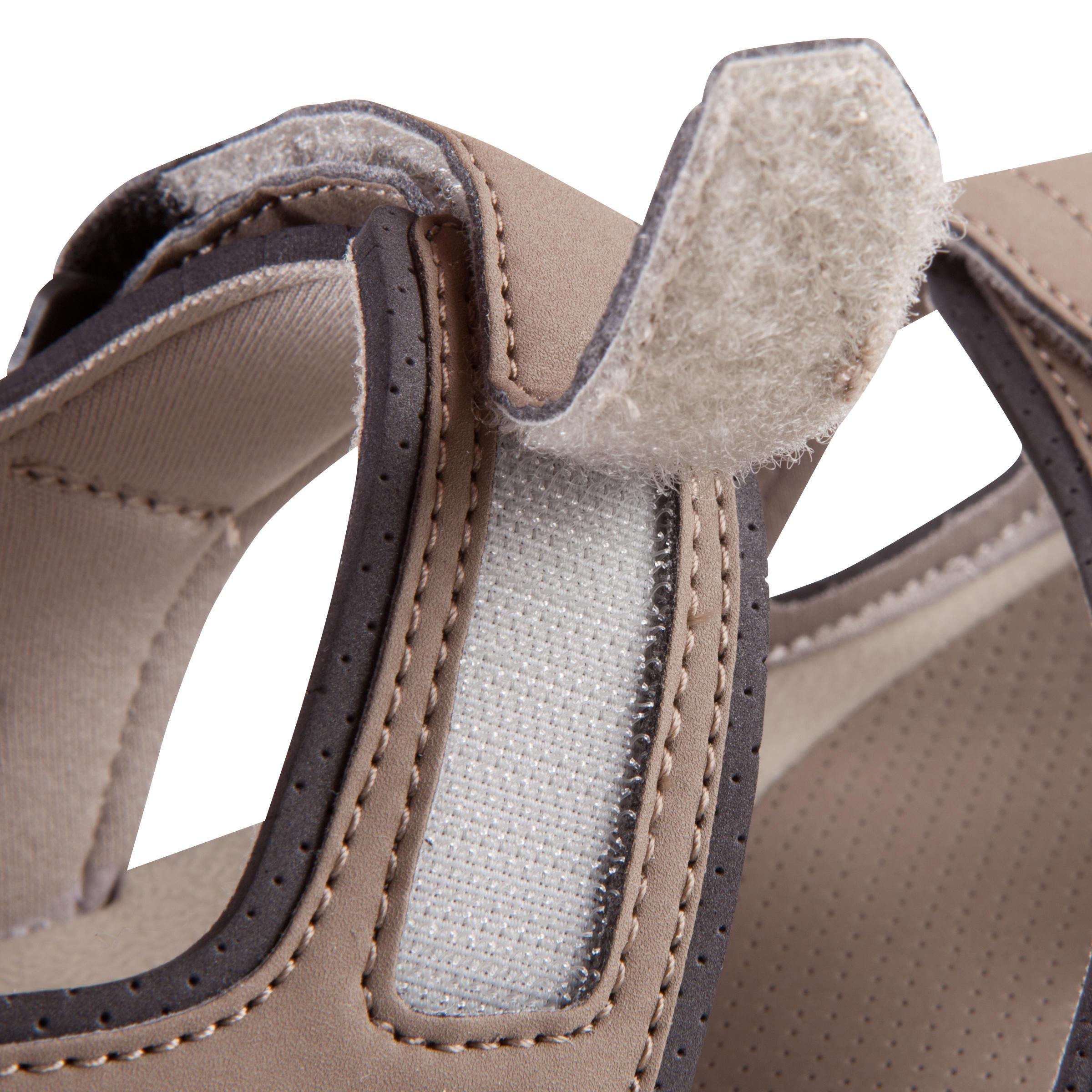 Sandales de randonnée Arpenaz 50 homme beige