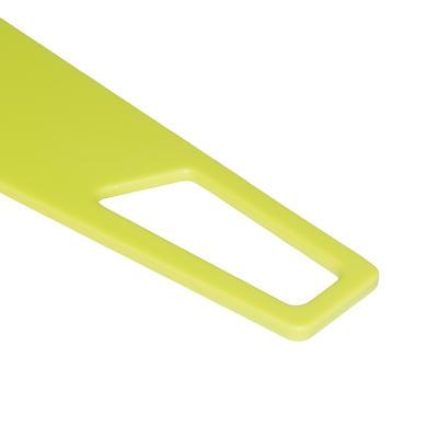 Ustensiles randonnée cuillère anti-rayure verte