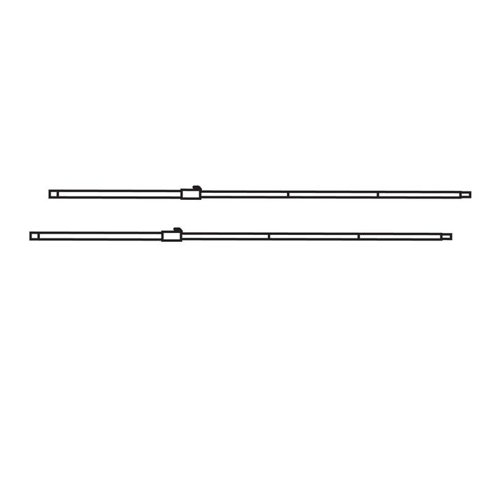 Zeltstangen-Set Alu für Zeltmodell Air Seconds Family 6.3 XL