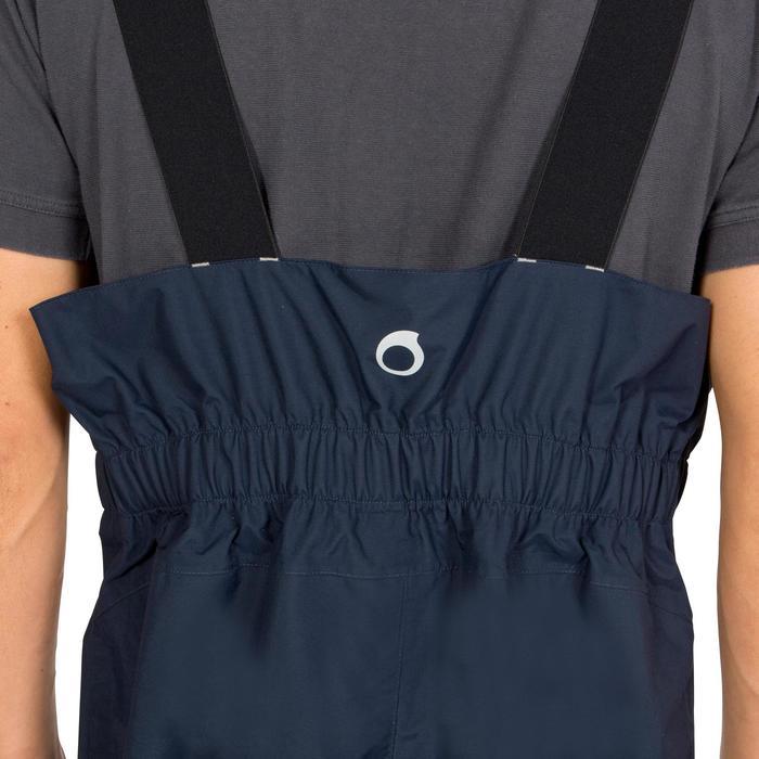 Segellatzhose wasserdicht 500 Herren blau