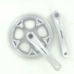 Pédalier mono 42 dents 165 mm