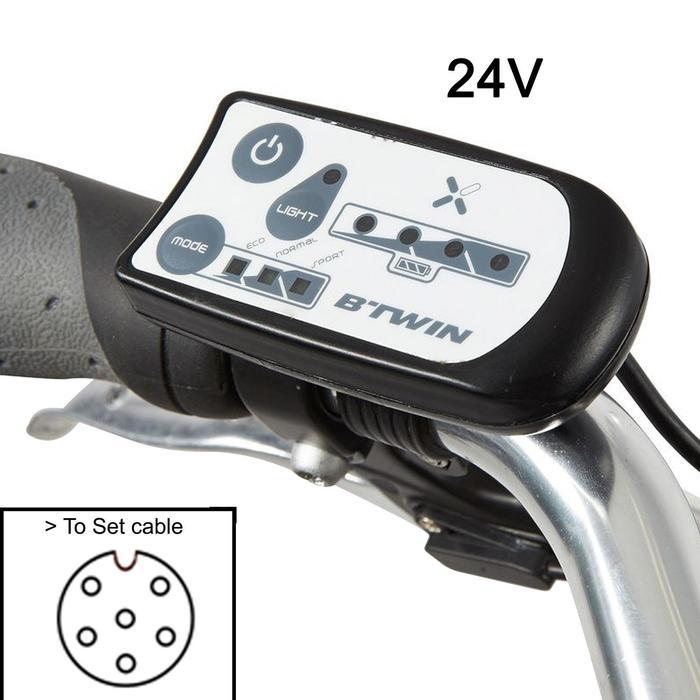 Pantalla de Control Bicicleta 24V