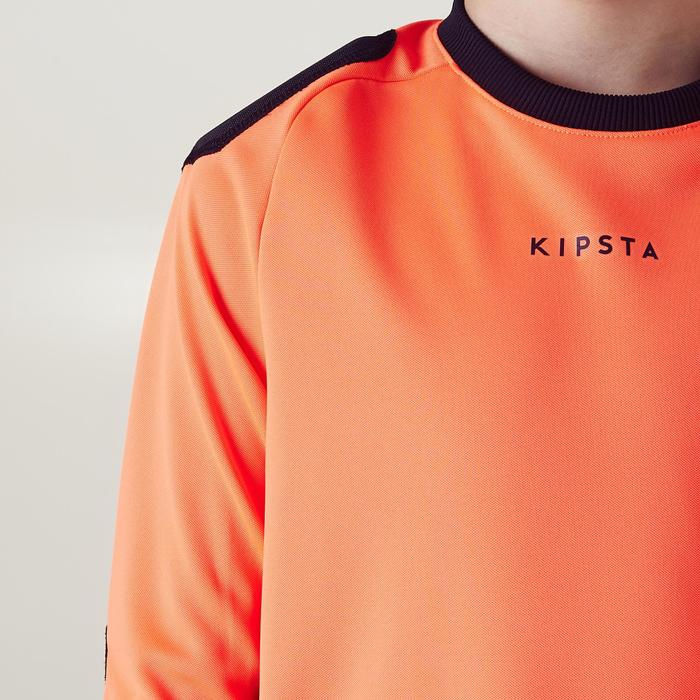 Keepersshirt kind F100 oranje