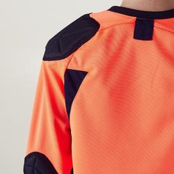 Keepersshirt kind F100 oranje