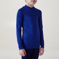 Keepdry 500 Kids' Base Layer - Mottled Blue