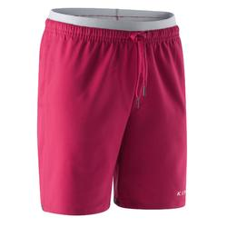 F500 Girls' Football Shorts - Pink