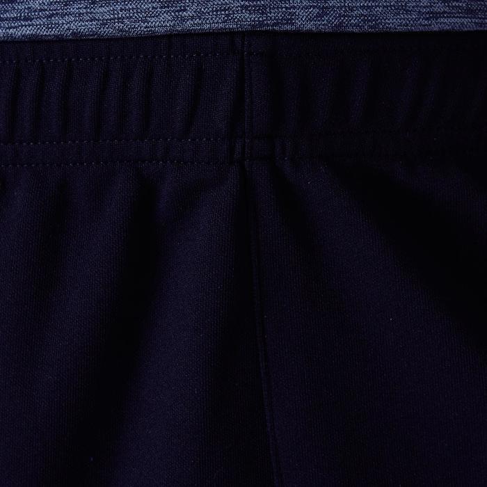 Torwarthose kurz F100 Kinder schwarz