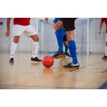 Sapatilhas de Futsal Adulto Agility 100 Preto