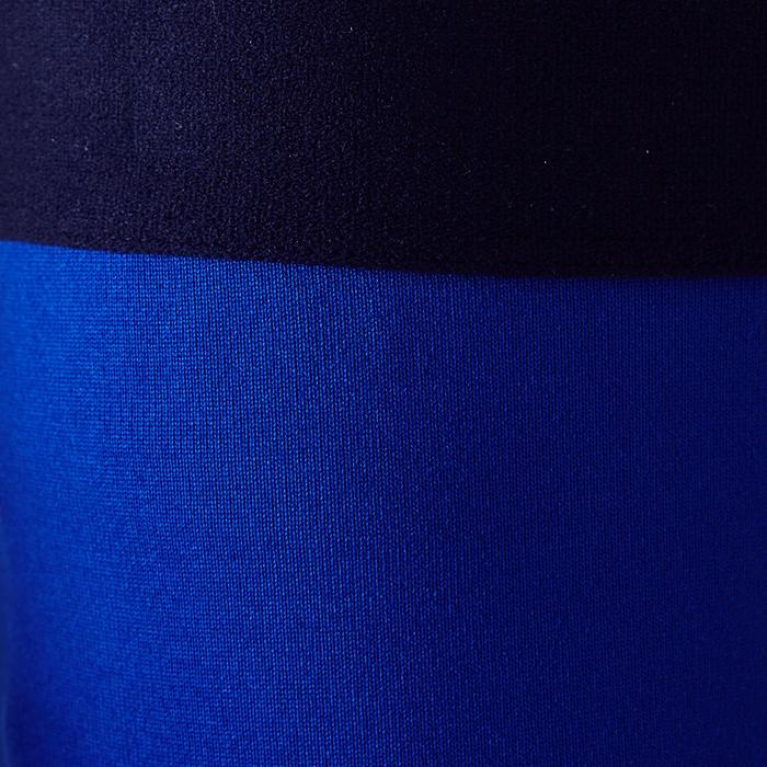 Voetbaltight voor kinderen Keepdry fel blauw