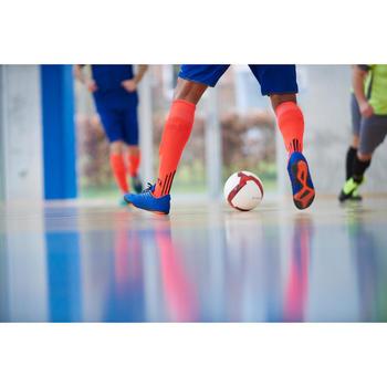 Chaussure de futsal adulte CLR 300 HG sala bleue - 1356641
