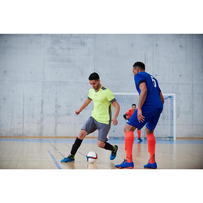 Chaussure de futsal adulte CLR 300 sala bleue - 1356649