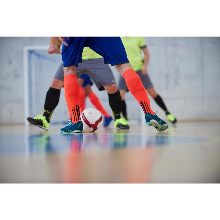 Chaussure de futsal adulte CLR 300 HG sala bleue - 1356650
