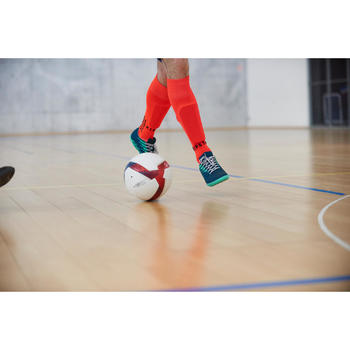 Chaussure de futsal adulte CLR 300 HG sala bleue - 1356652