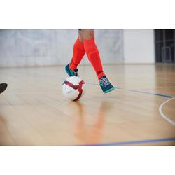 Zaalvoetbalschoenen CLR 300 sala volwassenen groen
