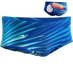 Zwemslip voor heren 550 Side H Toucan