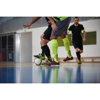 Zaalvoetbalschoen volwassenen CLR 900 geel