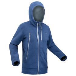 Fleecejacke SH100 Ultra-Warm Herren blau