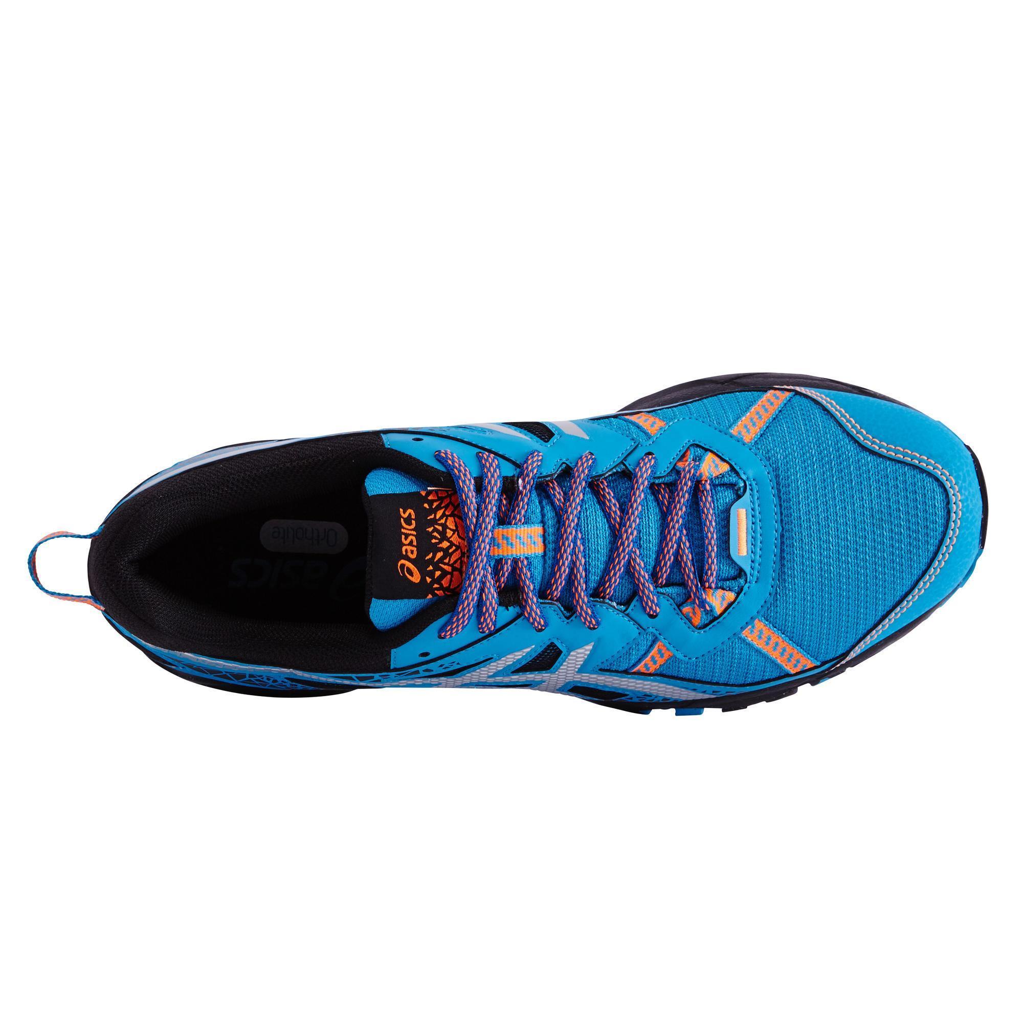 the best attitude 12eac b34ac Trail Bleu 3 Decathlon Kanaku Gel Asics Chaussure Homme FxqBq1