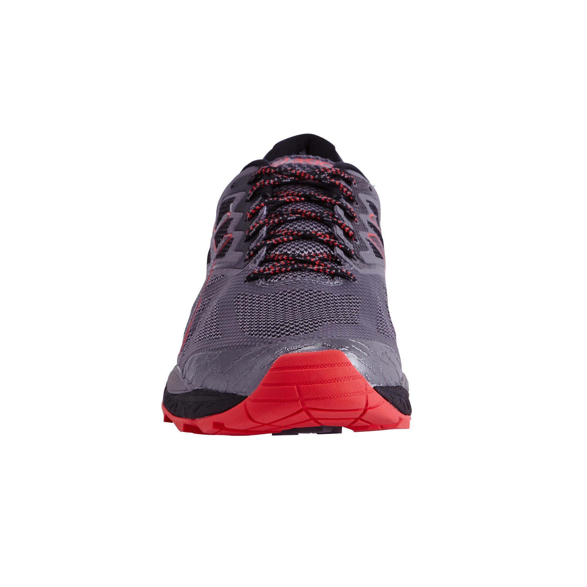 reputable site 62924 b10b9 Asics Gel Homme Trail Fujitrabuco Decathlon Bleu 6 Chaussures gqr4xg