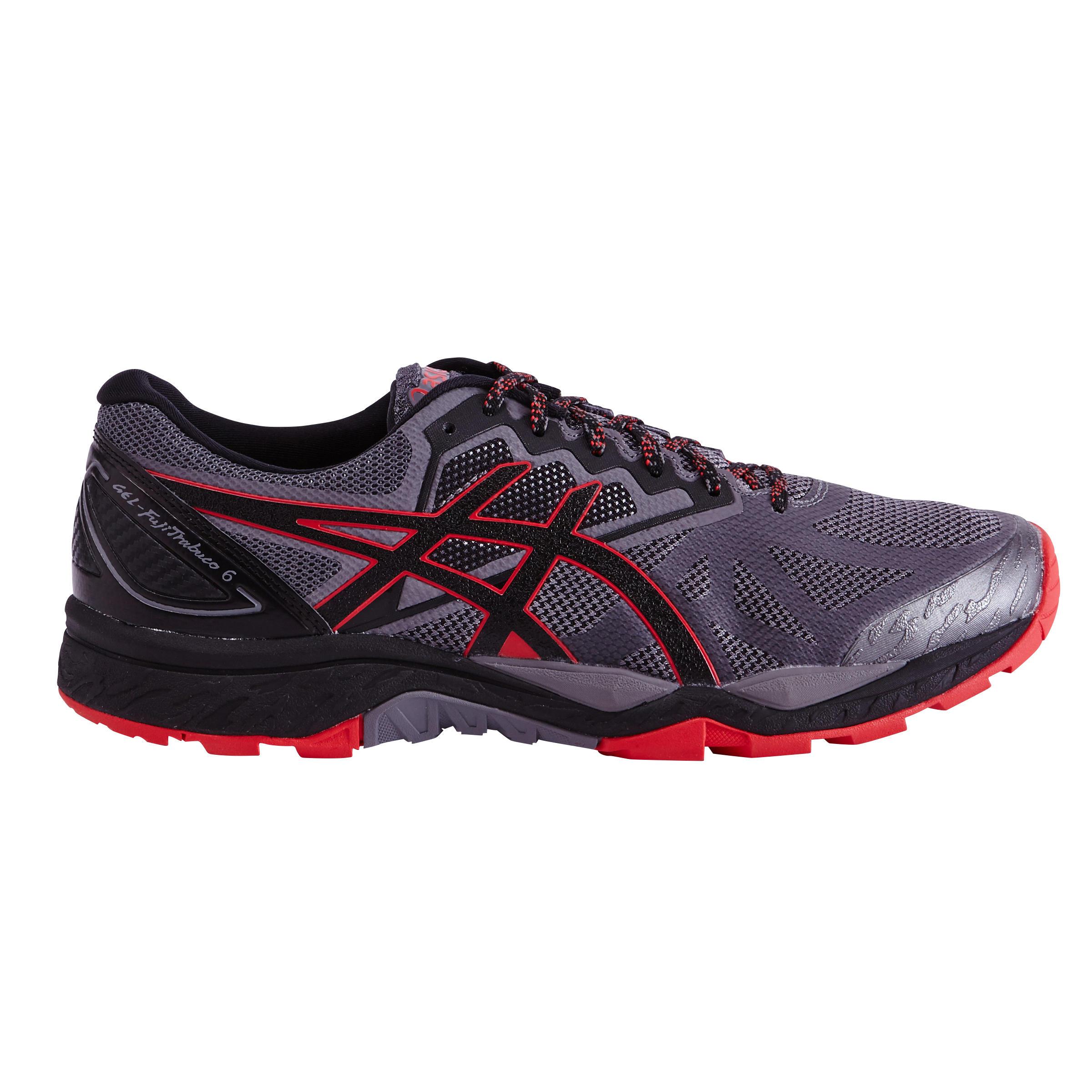 premium selection 06542 adcd7 Trail Decathlon Bleu Asics Chaussures Homme 6 Gel Fujitrabuco pqg0w