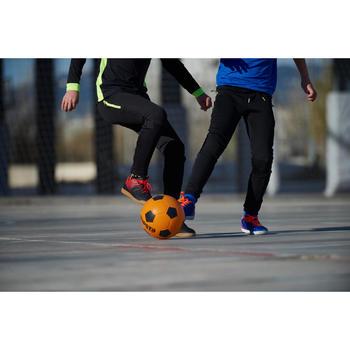 Ballon de Futsal mousse Wizzy taille 4 orange