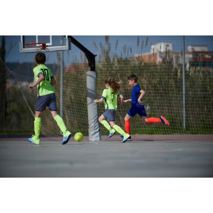 Chaussure de futsal enfant Agility 500 bleue - 1356828